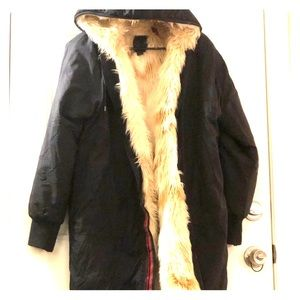 Long Fur RD Style Jacket